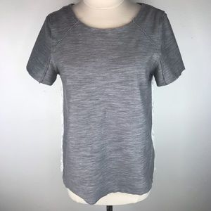 Anthropologie Meadow Rue Short Sleeve Top Small